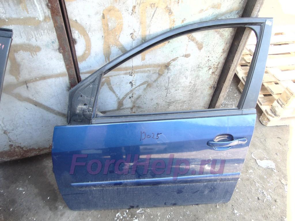 Дверь передняя левая Форд Фиеста
