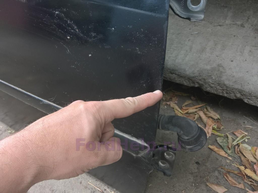 Дверь Форд Фиеста (5).jpg
